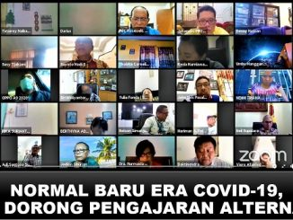 NORMAL BARU ERA COVID-19, PIKI DORONG PENGAJARAN ALTERNATIF