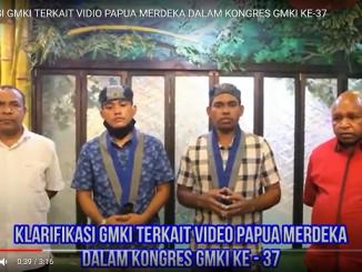 "GMKI: Video Viral ""Papua Merdeka"" itu Hoax"