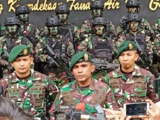 Satu Kompi Yonif Para Raider 502 Gabung Satgas Tinombala Tumpas Kelompok Mujahiddin Indonesia Timur