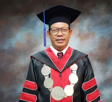 Raih Gelar Doktor Hukum, Hulman Panjaitan: Pentingnya Pembentukan Pengadilan Sengketa Konsumen