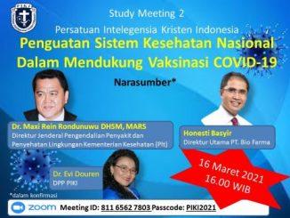 Dirjen P2PL Kemenkes Maxi Rondunuwu: Indonesia Tertinggi Pemberi Vaksin di Asia