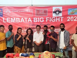 """LEMBATA BIG FIGHT 2021"" Momentum Bangkitnya Tinju Profesional Pasca Pandemi Covid-19"